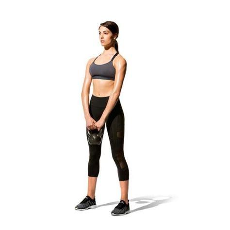 kettlebell workout posture better