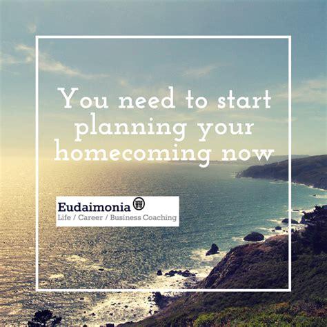 New Diaspora — Homecoming