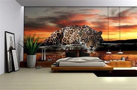 Animal Wallpaper Murals - large wallpaper photo mural for bedroom living room decor