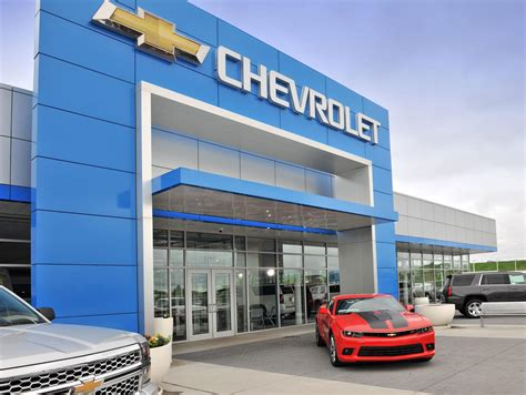 New And Used Chevrolet Dealership In Urbandale Serving