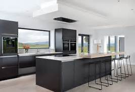 Ideas For Kitchen Designs by 31 Black Kitchen Ideas For The Bold Modern Home