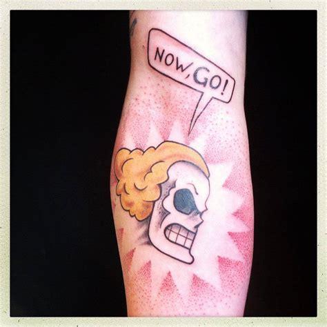 loiseau tattoo artist