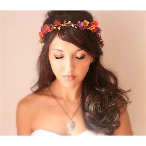 25 Best Ideas About Bridal Flower Crowns On Pinterest
