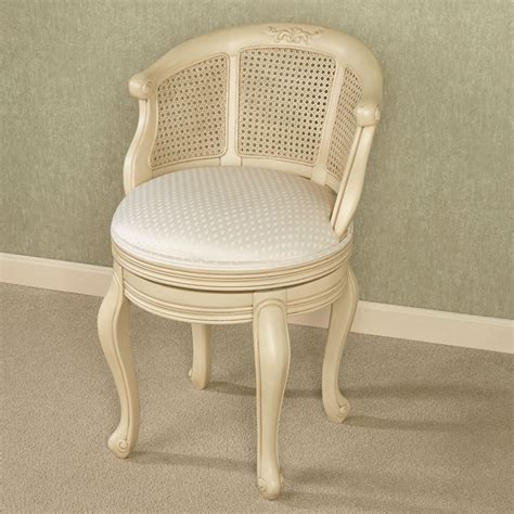 chair for vanity belhurst swivel vanity chair