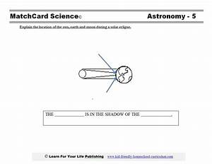 Solar Eclipse Worksheets And Activities