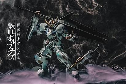 Gundam Orphans Iron Blooded Barbatos Lupus Wallpapers