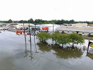 Videos give overhead view of devastating flooding on ...