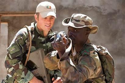 Military Irish Soldier Mentor Mali Malian Army