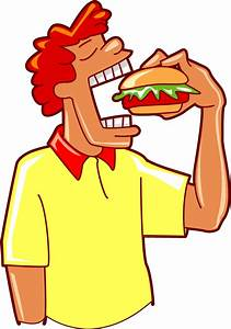 Eating Food Clipart - Clipart Suggest