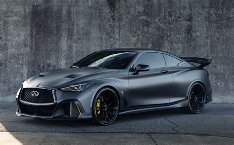 Q60 Project Black S Price by Decision On Infiniti Q60 Project Black S Production Due By