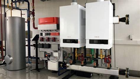 commercial boiler installation  viessmann sander mechanical service