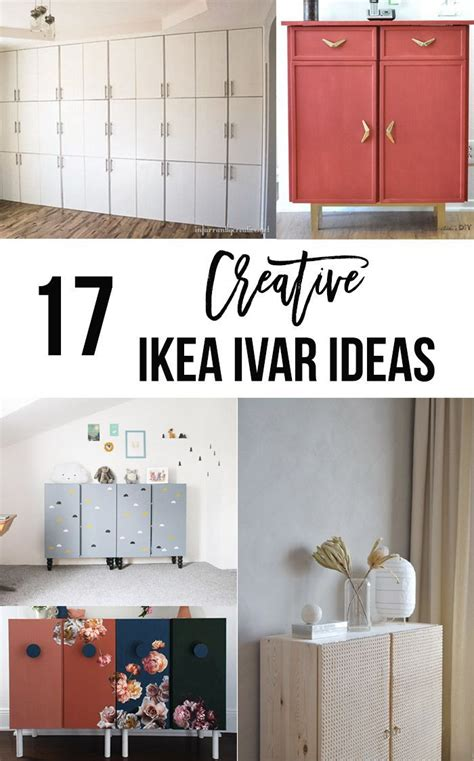 Kitchen Cabinet Makeover Ideas - diy furniture save these amazing ikea ivar hacks for the future so many creative ideas to use