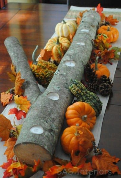 22 Charming Fall Diy Centerpieces Projects Ready To