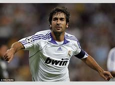 Raul's 20year anniversary since Real Madrid debut