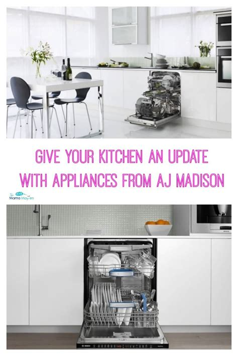 Give Your Kitchen An Update With Appliances From Aj Madison