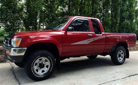 1993 Toyota Tacoma by 1993 Toyota Tacoma Sr5 4x4 Extended Cab Quot Two Owner