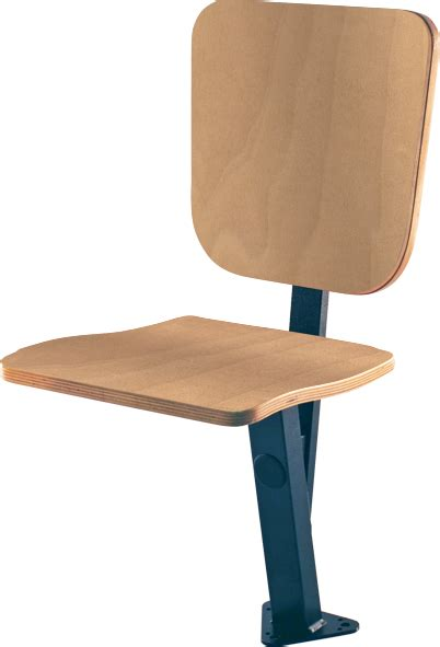 sieges de rabattable siège rabattable à fixer au mur mobilier goz