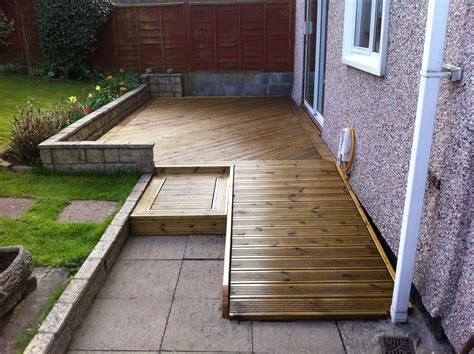 decking  ramp backyard walkway mobile home porch ramp design
