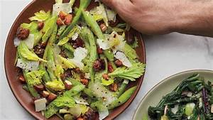 Celery Salad with Dates, Almonds, and Parmesan Recipe ...