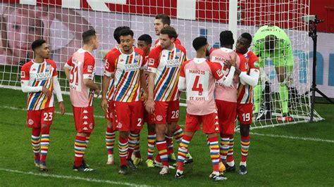 Check 1.fsv mainz 05 (mainz, germany) in football manager 2021 (fm21). Im Karnevalstrikot: Mainz 05 geht gegen Union Berlin per ...