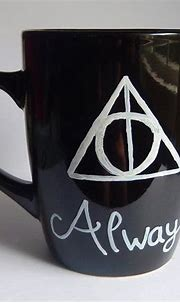 Deathly Hallows symbol and