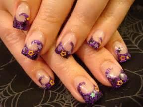 Halloween young nails acrylic