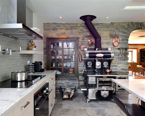 balance de cuisine design 30 inventive kitchens with walls