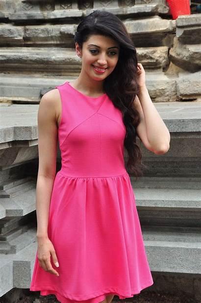 Pranitha Subhash Stills Pink Skirt Latest Cinespot
