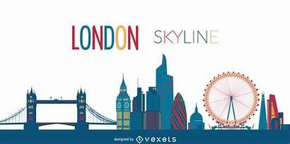 Skyline London Vexels Vector Ai 65k Vectors