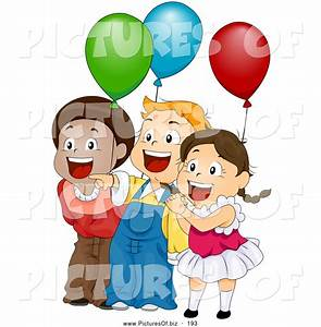 Birthday Party Vector Clipart (38+)