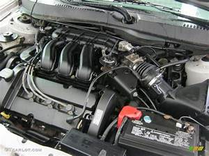 2001 Mercury Sable Ls Premium Sedan 3 0 Liter Dohc 24