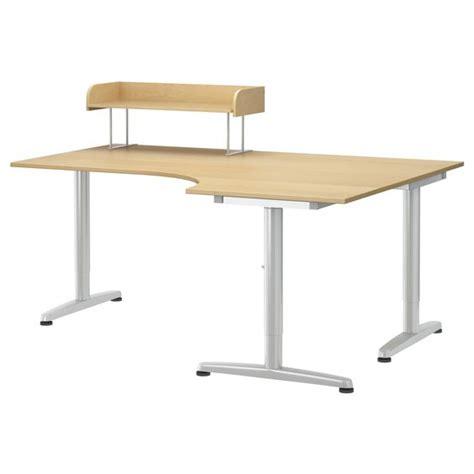 bureau d angle ikea galant bureau d 39 angle drt ikea bureau