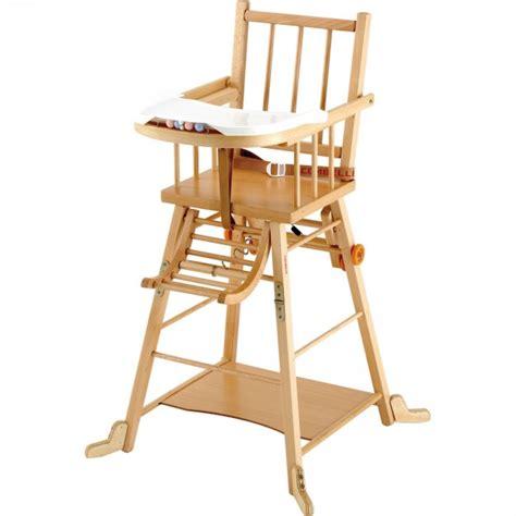 chaise haute b 233 b 233 transformable de combelle chez naturab 233 b 233