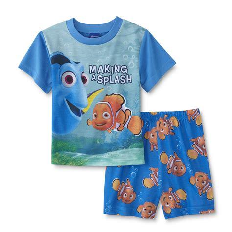 Disney Finding Nemo Infant & Toddler Boy's Pajama Set
