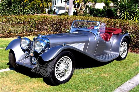 """Finch & Hocking"" Jaguar SS100 Replica (1937) Auctions ..."