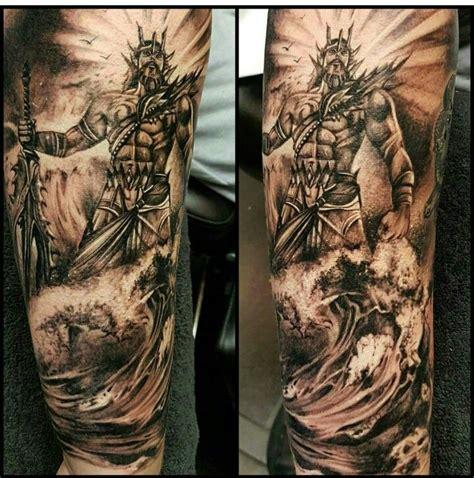 image result  poseidon tattoos tattoos tattoos