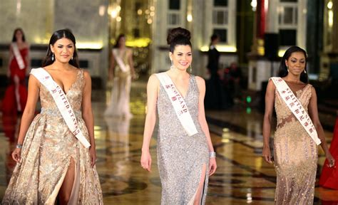 Miss World 2015 Top 10 Semifinalist Contestants Announced