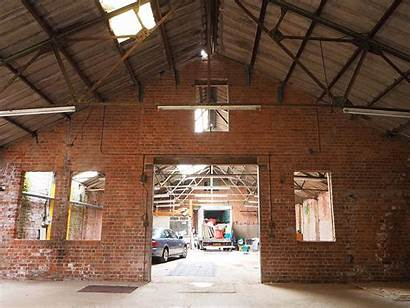 Empty Warehouse Banana Deserted Pix Almost Inside
