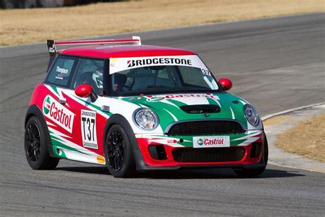 mini lave linge cing car mini racing thompson upbeat ahead of zwartkops challenge