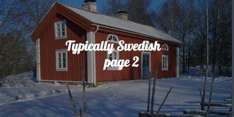 typically swedish   page  hej sweden