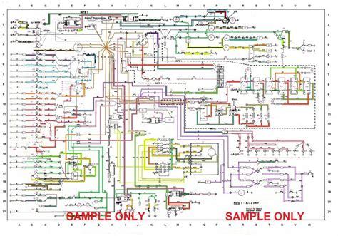 wiring schematics s1 2 3 complete jaguar forums