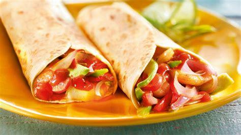 cuisine mexicaine fajitas fajitas aux gambas el paso