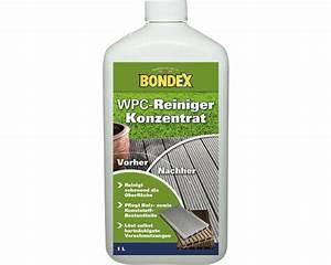 Wpc Reiniger Test : bondex wpc reiniger 1 l bei hornbach kaufen ~ Lizthompson.info Haus und Dekorationen