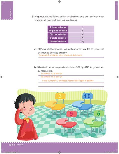 Libro de matemáticas 2 de secundaria contestado repaso. ¿Cúal es el patrón? - Desafíos matemáticos 5to Bloque 5 ...