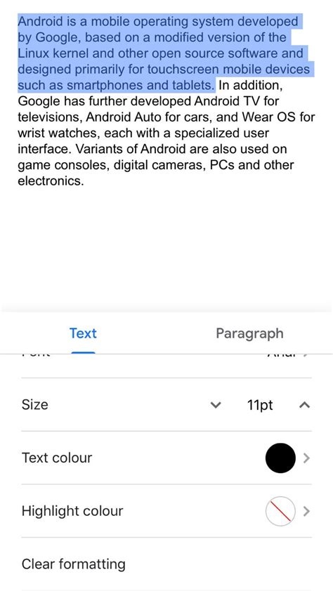 How to Highlight text in Google Docs? Change Text ...
