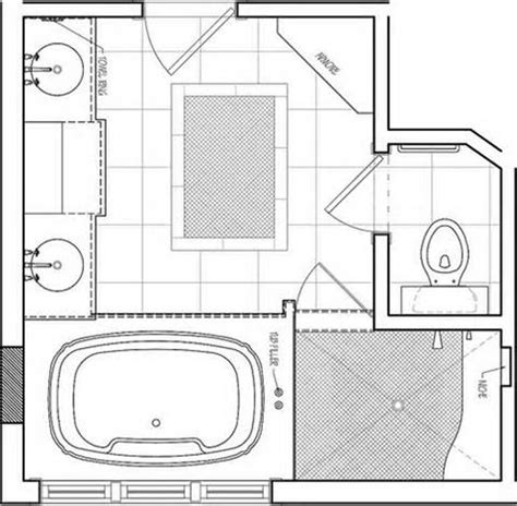 Bathroom Inspiring Bathroom Floor Plans Bathroom Layout