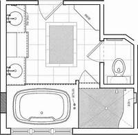bathroom floor plan Bathroom: inspiring bathroom floor plans Bathroom Floor ...