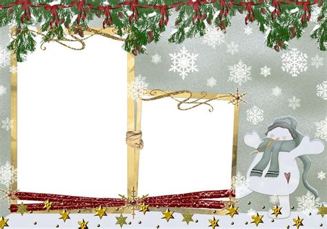 merry christmas frames png christmas eve photo frame