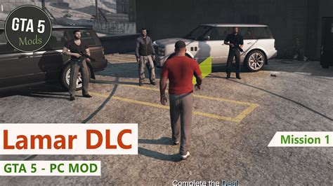 Lamar Missions [mod Showcase] (mission 1