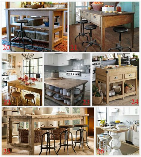 diy island kitchen kitchen island ideas decorating and diy projects